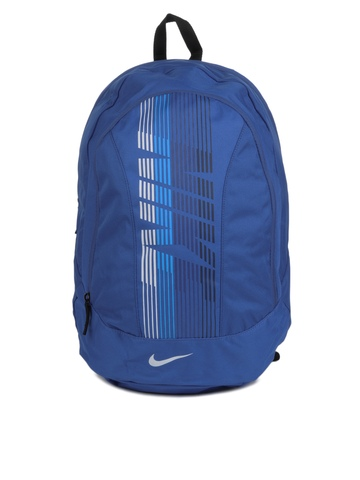 Nike Men Blue Backpack