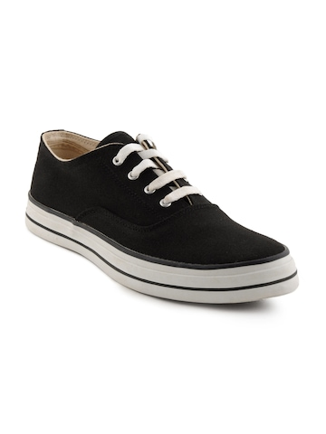 Converse Men Oxford Black Casual Shoes
