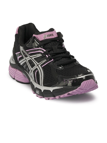 ASICS Women Gel Pulse 3 Running Black Sports Shoes