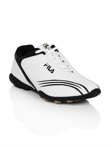 Fila Men Drake White Sports Shoes