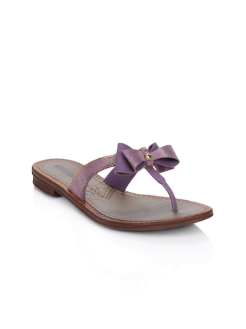 Grendha Women Kall Ad Purple Flats