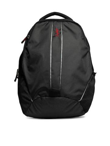 Skybags Unisex Black Backpack