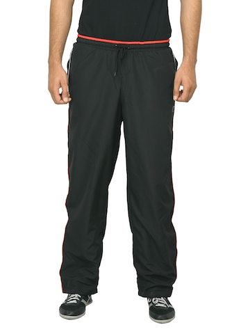 Proline Men Black Track Pants