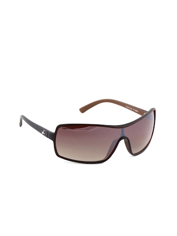 Fastrack Men Brown Sunglasses