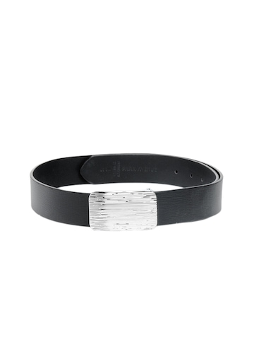 Park Avenue Men Black Belt