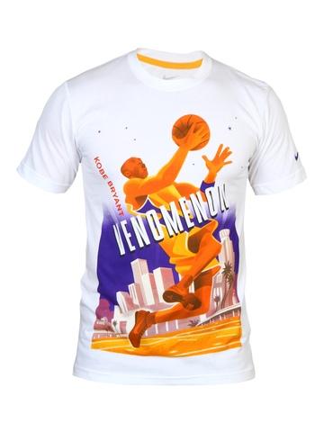 Nike Men's Kobe Epic White T-shirt