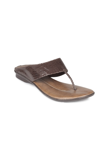 Rocia Women Brown Sandals