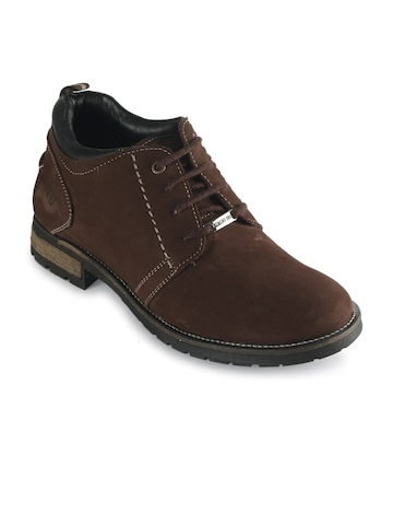 Numero Uno Men Brown Shoes
