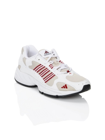 Adidas Unisex Viking White Sports Shoes