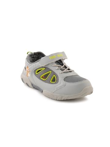 Warner Bros Kids Unisex TJ Stud Sandal Grey Casual Shoes
