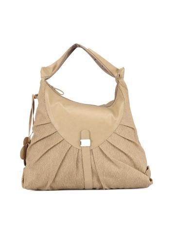 Baggit Women Beige Handbag