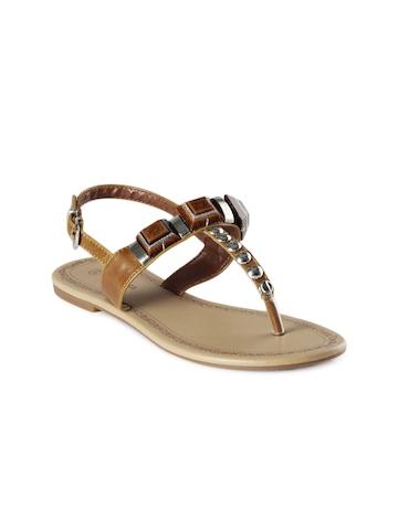 Senorita Women Brown Flats