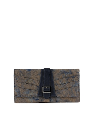 Baggit Women Blue Wallet
