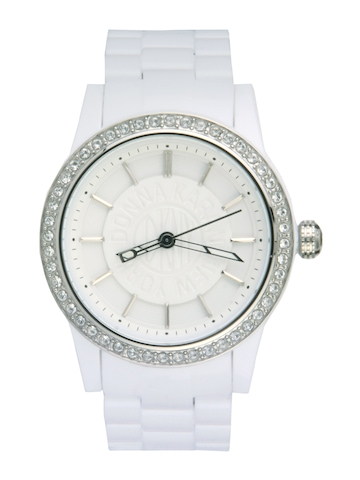 DKNY Women White Dial Watch NY8011