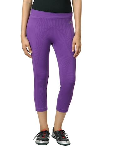 Adidas Women Purple Tights