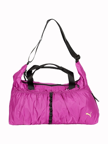 Puma Women Fitness Large Hobo Purple Bags