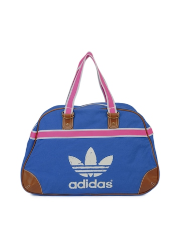 Adidas Originals Unisex Holdall CB Blue Duffle Bag