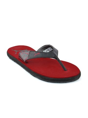 Puma Men Red Winglet II Flip Flops