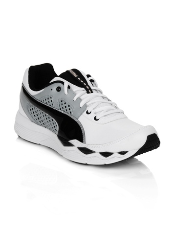 Puma Unisex Faas Steady Power White Shoes