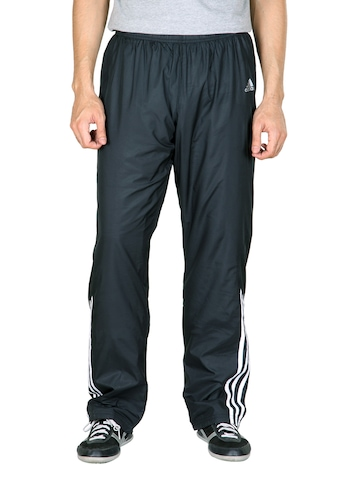 Adidas Men Black Track Pants