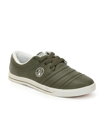 Numero Uno Men Olive Shoes