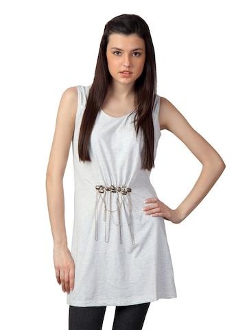 Sepia Women Grey Tunic