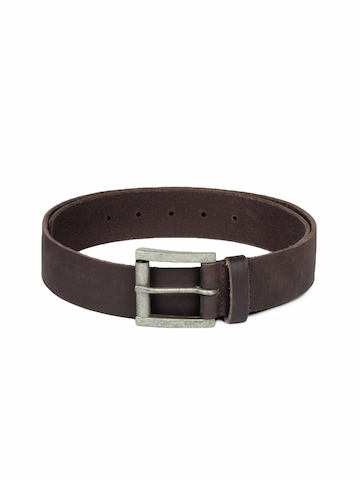 Lee Men Brown Leather Belt