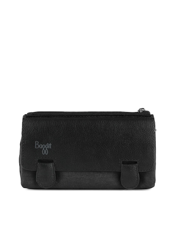 Baggit Women Black Mars Excel Purse