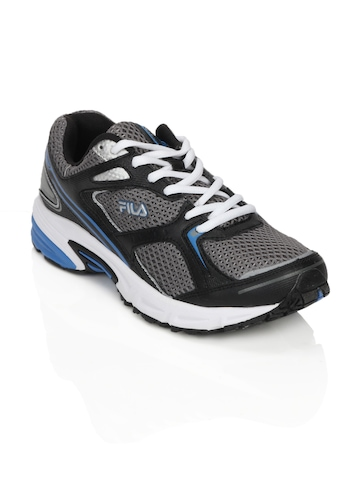 Fila Men Regulator Black Sports Shoes