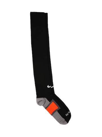 Nike Men Dri-Fit Support Black Socks