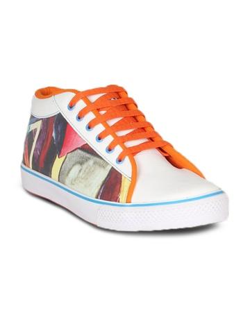 Adidas Men's Lucent Multi White Shoe