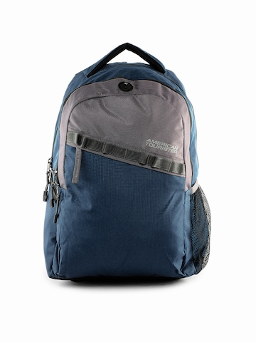 American Tourister Unisex Buzz Blue Backpack