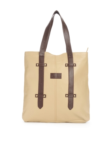 Peperone Women Beige Handbag