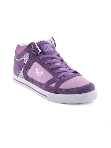 Roxy Women Purple Casual Shoes