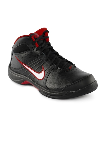 Nike Men The Overplay VI Black Shoes