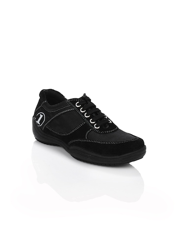 Enroute Teens Black Shoes
