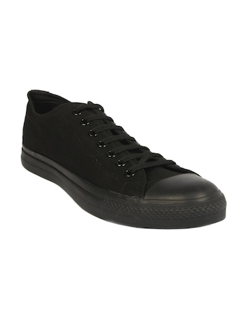 Converse Unisex Mono Black Canvas