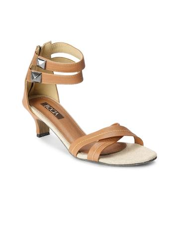 Rocia Women Casual Tan Sandal