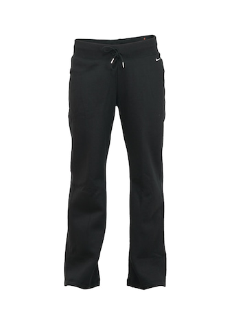 Nike Women Casual Black Track Pant