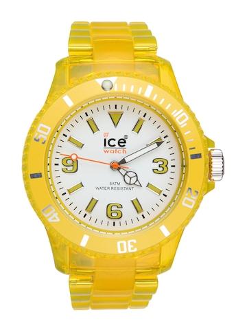 Ice Unisex Neon Yellow Watch