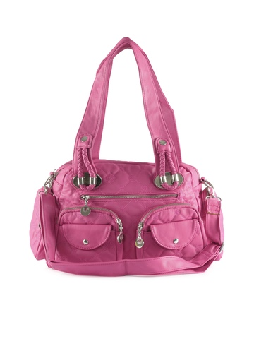 Kiara Women Small Pocket Pink Handbag