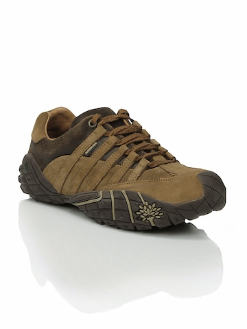 Woodland Men Camel Brown Casual Shoes