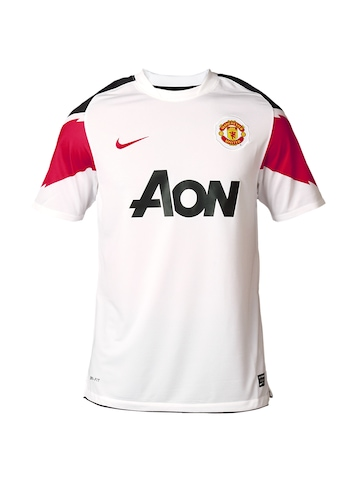 Nike Men Utd White Jersey