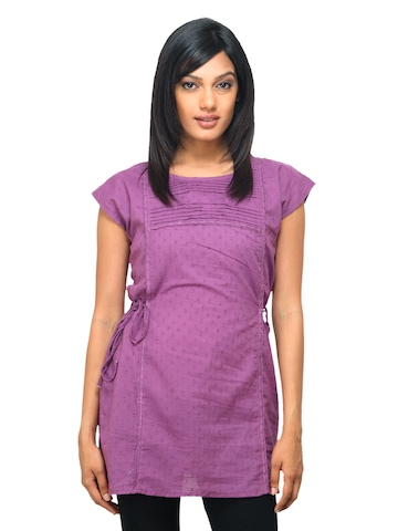 Sepia Women Purple Top