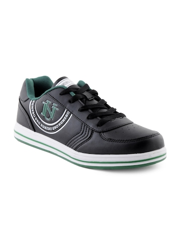 Numero Uno Men Black Casual Shoes