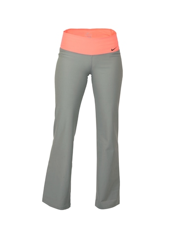 Nike Women Legend Slim Poly Grey Track Pants