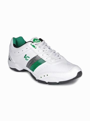 Lee Cooper Men White Shoes