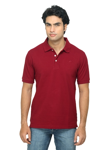 Proline Men Red T-shirt