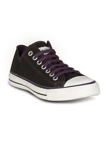 Converse Unisex CT  LACE COLOR OX Black Casual Shoes
