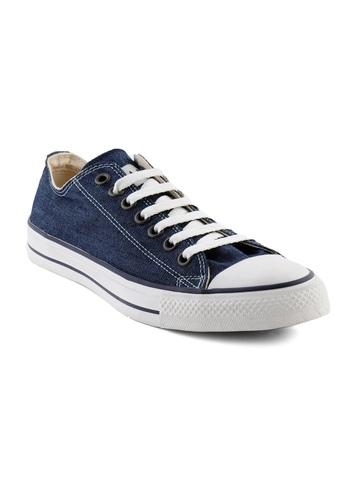 Converse Unisex Blue Casual Shoes